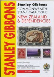 Stanley Gibbons New Zealand & Dependencies 6th Addition